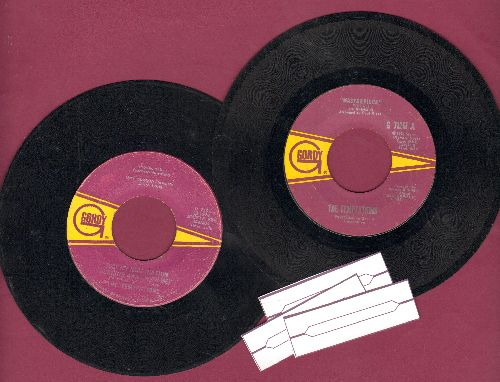 Temptations - 2 for 1 Special: Just My Imagination/Masterpiece (2 vintage first issue 45rpm records for the price of 1! - Shipped in plain paper sleeves with 3 blank juke box labels) - VG7/ - 45 rpm Records