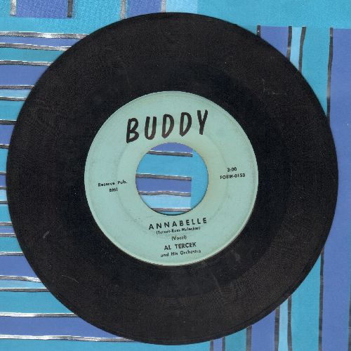 Terek, Al - Annabelle/Oom-Pa-Dee-Aye-Ay - EX8/ - 45 rpm Records