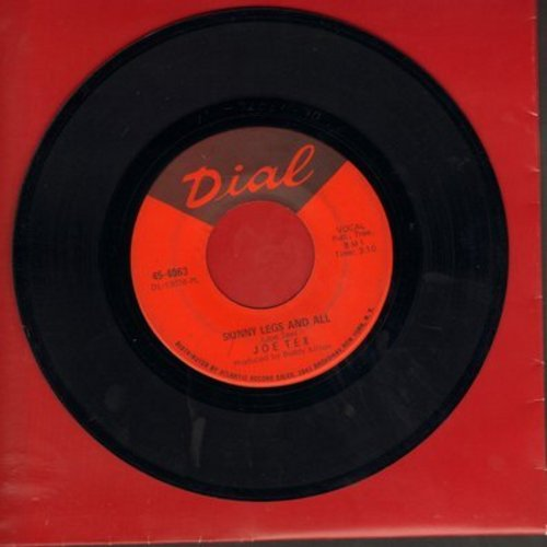 Tex, Joe - Skinny Legs And All/Watch The One - EX8/ - 45 rpm Records