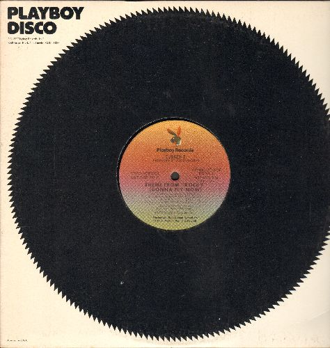 Current - Theme From Rocky (Gonna Fly Now) (45 rpm Vinyl Maxi Single featuring 5:57 minutes Long and 3:07 minutes Short versions. - NM9/ - Maxi Singles