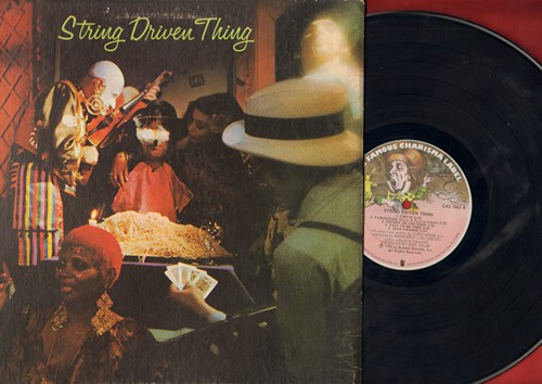 String Driving Thing - String Driving Thing: Circus, Jack Diamond, Let Me Down, There You Are (Vinyl STEREO LP record, gate-fold cover) - EX8/VG7 - LP Records