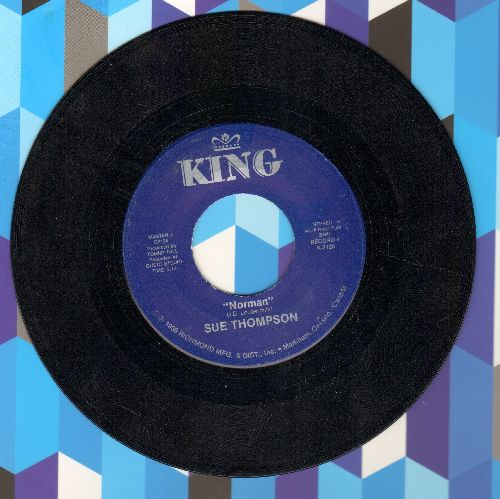 Thompson, Sue - Norman/Sad Movies (Make Me Cry) (double-hit re-issue) - EX8/ - 45 rpm Records