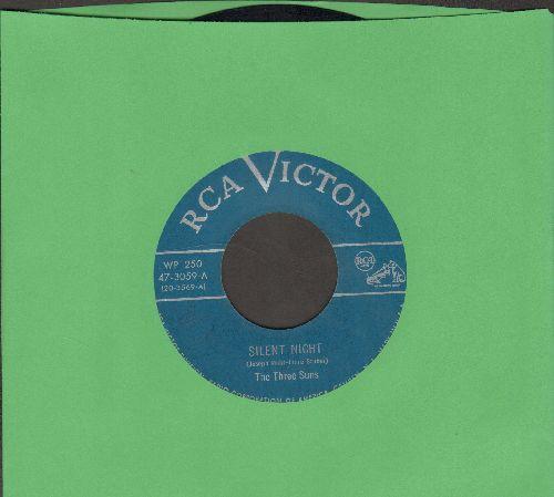 Three Suns - Silent Night/Jingle Bells - EX8/ - 45 rpm Records