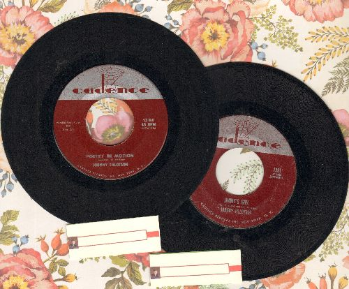 Tillotson, Johnny - 2 for 1 Special:  (2 vintage first issue 45rpm records for the price of 1!) - EX8/ - 45 rpm Records
