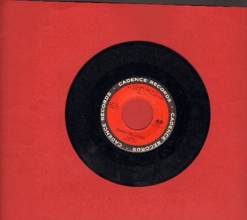 Tillotson, Johnny - I Can't Help It (If I'M Still In Love With You)/I'm So Lonesome I Could Cry - NM9/ - 45 rpm Records