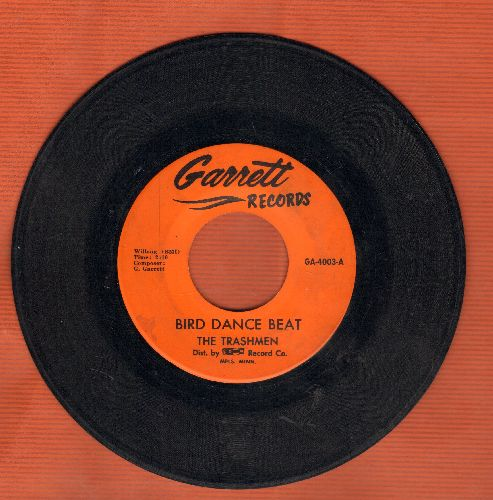 Trashmen - Bird Dance Beat/A-Bone  - EX8/ - 45 rpm Records