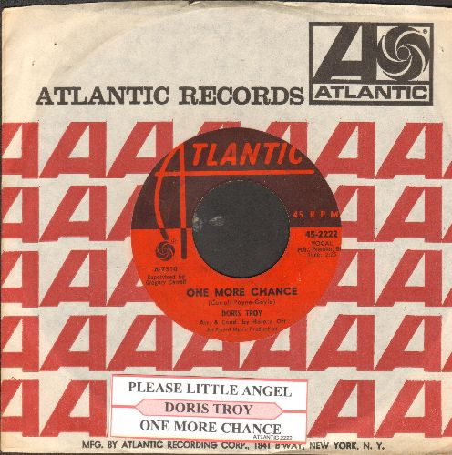 Troy, Doris - Please Little Angel/One More Chance (with juke box label) - VG6/ - 45 rpm Records