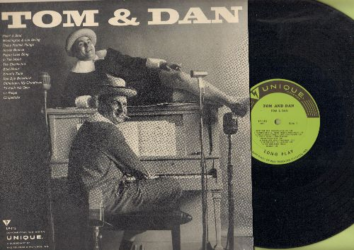 Tom & Dan - Tom & Dan: Heart & Soul, Blue Moon, The Charleston, Chopsticks, In The Mood (vinyl LP record) - NM9/VG7 - LP Records