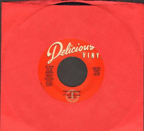 Tone Loc - Funky Cold Medina/Funky Cold Medina (Instrumental) - NM9/ - 45 rpm Records