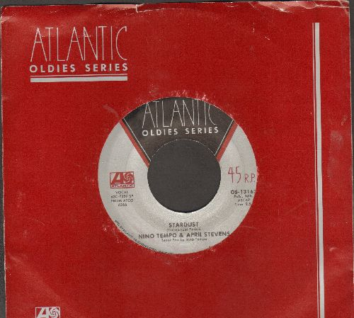 Tempo, Nino & April Stevens - Stardust/Whispering (re-issue with company sleeve) - NM9/ - 45 rpm Records
