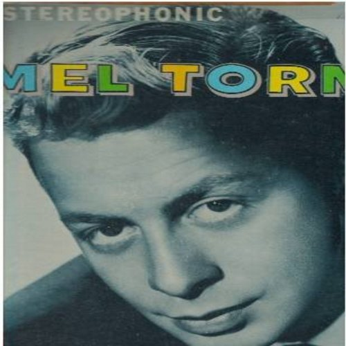 Torme, Mel - Mel Torme Sings: I'm Getting Sentimntal Over You, I've Got The World On A String, I Can't Give You Anything But Love, Between The Devil And The Deep Blue Sea (Vinyl STEREO LP record, 1960 first issue) - EX8/VG6 - LP Records