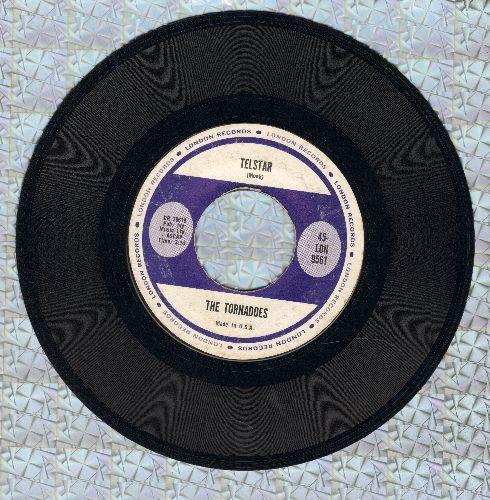 Tornadoes - Telstar/Jungle Fever  - NM9/ - 45 rpm Records
