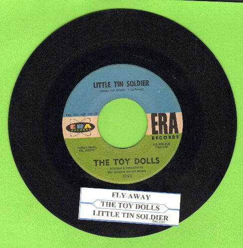 Toy Dolls - Little Tin Soldier/Fly Away (with juke box label) - VG7/ - 45 rpm Records