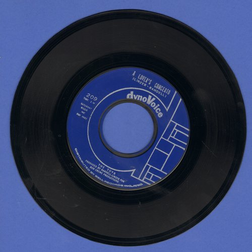 Toys - A Lover's Concerto/This Night (FANTASTIC two-sider) (wol) - EX8/ - 45 rpm Records