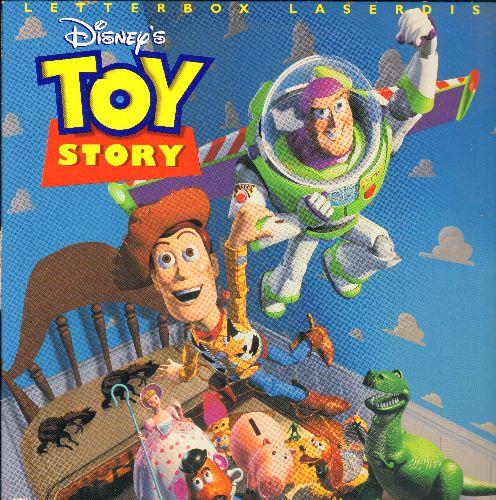 Toy Story - Disney's Toy Story LASERDISC (Letterbox Edition) - NM9/EX8 - LaserDiscs