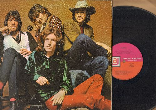 Traffic - Traffic: You Can All Join In, Vagabond Virgin, Pearly Queen, Means To An End (vinyl STEREO LP record, gate-fold cover) - VG7/VG7 - LP Records