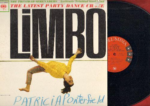 Trinidad Serenaders - Limbo: Skokiaan, Doctor D'Limbo, Alone, Anna, La Mer, Limbo Like Me (vinyl MONO LP record)(woc) - NM9/VG7 - LP Records