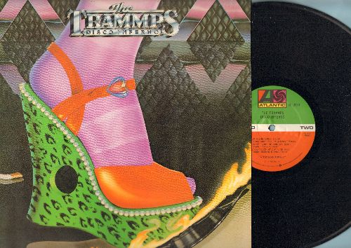 Trammps - Disco Inferno: Don't Burn The Bridges, You Touch My Hot Line, Body Contact (Vinyl STEREO LP record) - EX8/EX8 - LP Records