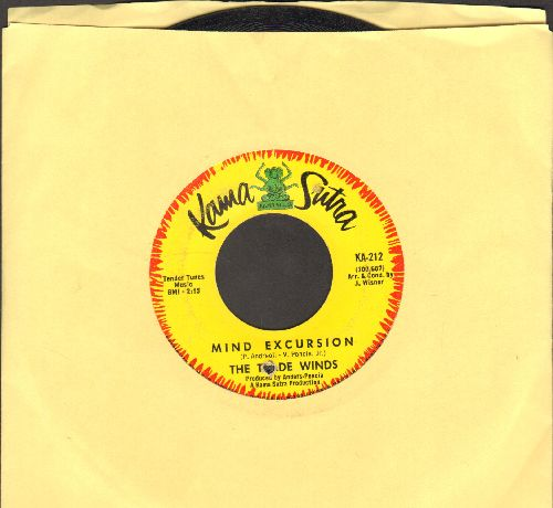 Trade Winds - Mind Excursion/Little Susan's Dreaming (bb) - EX8/ - 45 rpm Records