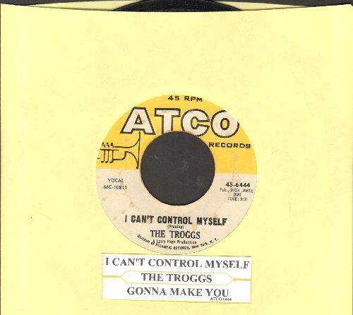 Troggs - I Can't Control Myself/Gonna Make You (with juke box label) (bb) - EX8/ - 45 rpm Records