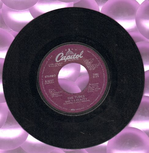 Tubes - She's A Beauty/When You're ready To Come - EX8/ - 45 rpm Records