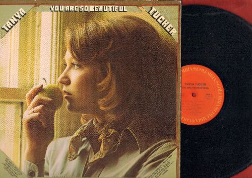 Tucker, Tanya - You Are So Beautiful: The Best Of My Love, Almost Persuaded, Spring (vinyl STEREO LP record) - EX8/EX8 - LP Records
