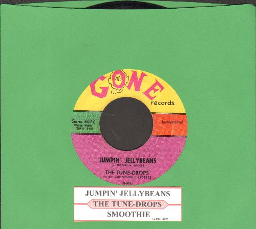 Tune-Drops - Jumpin' Jellybeans/Smoothie (with juke box label) - NM9/ - 45 rpm Records