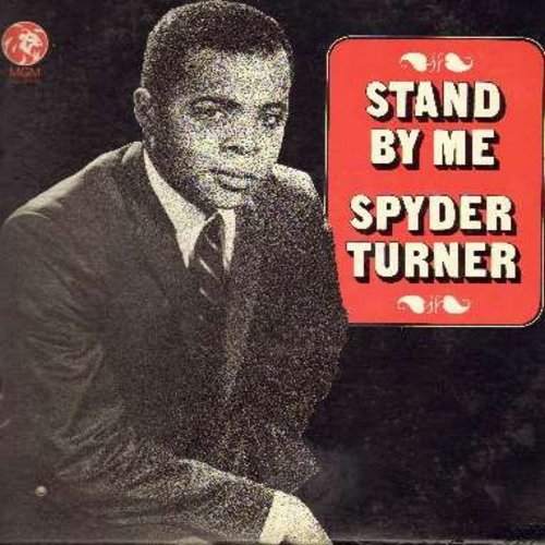 Turner, Spyder - Stand By Me: Dream Lover, I Don't Want To Cry, Moon River, Hold On I'm Coming, Your Precious Love (Vinyl MONO LP record) - VG7/VG7 - LP Records