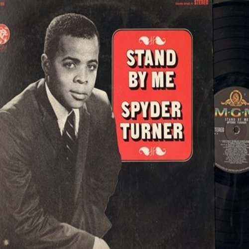 Turner, Spyder - Stand By Me: Dream Lover, I Don't Want To Cry, Moon River, Hold On I'm Coming, Your Precious Love (Vinyl MONO LP record) - M10/VG7 - LP Records