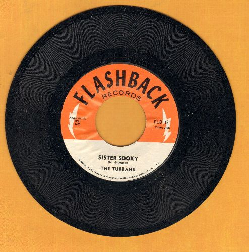 Turbans - Sister SookeyI'll Always Watch Over You (re-issue of vintage Doo-Wop recordings) - M10/ - 45 rpm Records