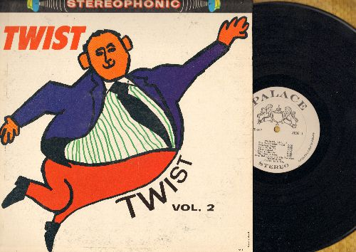 Bottomley, Beep & His Twisters - Twists Vol. II: Peppermint Twist, Twisting Papa, Birdland Twist, Take A Chance (Vinyl STEREO LP record) - NM9/VG6 - LP Records