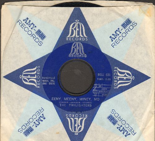 Twiliters - Boo's Blues/Eeny, Meeny, Miney, Mo (with vintage Bell company sleeve) - EX8/ - 45 rpm Records