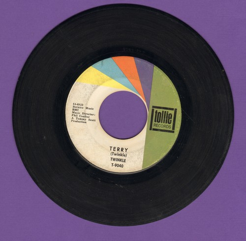 Twinkle - Terry/The Boy Of My Dreams - EX8/ - 45 rpm Records