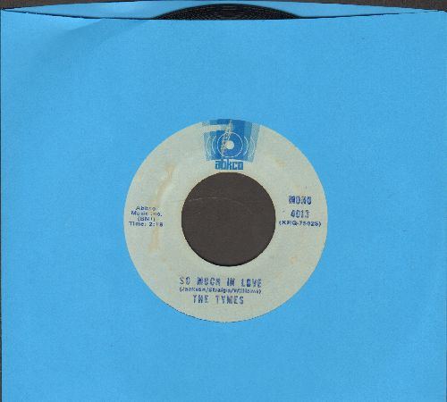 Tymes - So Much In Love/Wonderful, Wonderful (double-hit re-issue) - EX8/ - 45 rpm Records