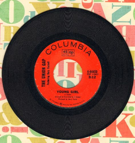 Union Gap - Young Girl/I'm Losing You  - NM9/ - 45 rpm Records