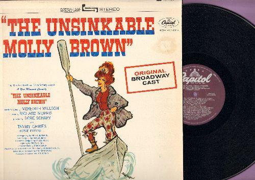 The Unsinkable Molly Brown Original Broadway Cast Vinyl