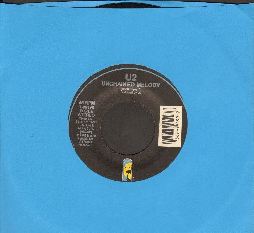 U2 - Unchained Melody/All I Want Is You - NM9/ - 45 rpm Records