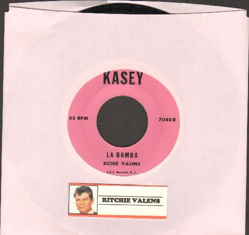 Valens, Ritchie - La Bamba/Donna (early re-issue) - NM9/ - 45 rpm Records