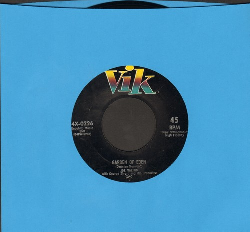 Valino, Joe - Caravan/Garden of Eden - EX8/ - 45 rpm Records