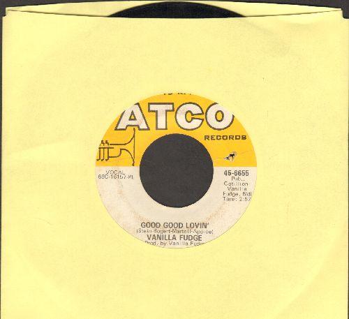 Vanilla Fudge - Good Good Lovin'/Shutgon (bb) - VG7/ - 45 rpm Records