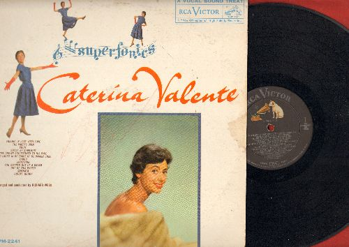 Valente, Caterina - Superfonics: The Party's Over, I've Grown Accustomed To His Face, Goody Goody, Stella By Starlight (Vinyl MONO LP record) - EX8/VG7 - LP Records
