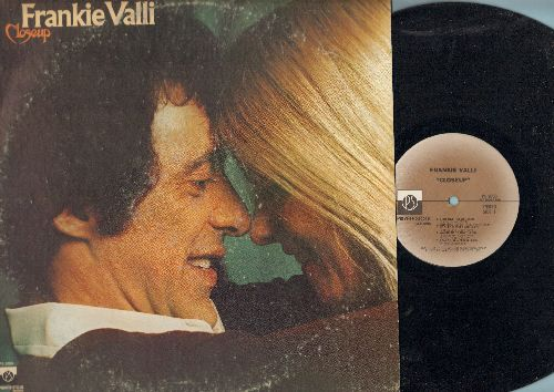 Valli, Frankie - Closeup: My Eyes Adored You, Why, I Can't Live A Dream (Vinyl STEREO LP record) - NM9/VG7 - LP Records