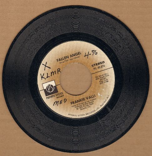Valli, Frankie - Fallen Angel/Carrie (wol) - NM9/ - 45 rpm Records