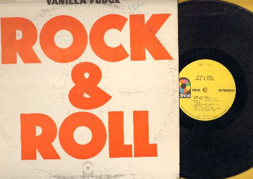 Vanilla Fudge - Rock & Roll: Need Love, Street Walking Woman, Church Bells Of St. Martins, The Windmills Of Your Mind (vinyl STEREO LP record) - EX8/VG7 - LP Records