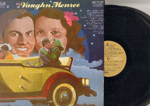 Monroe, Vaughn - This Is Vaughn Monroe: Blue Moon, Rum And Coca Cola, Riders In The Sky, Ruby (2 vinyl LP records, gate-fold cover) - NM9/NM9 - LP Records