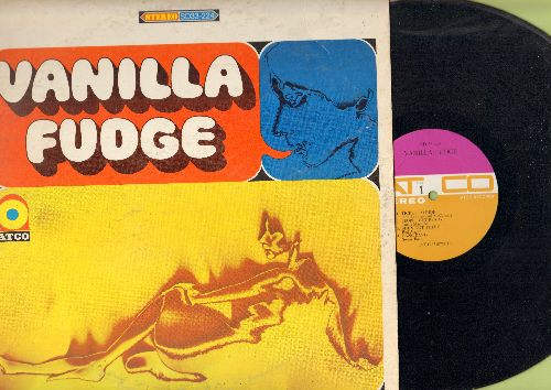 Vanilla Fudge - Vanilla Fudge: Ticket To Ride, Eleanor Rigby, You Keep Me Hanging On, She's Not There, Bang Bang (Vinyl STEREO LP record) - EX8/VG7 - LP Records
