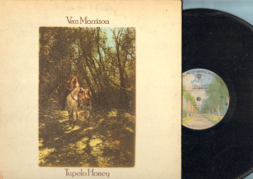 Morrison, Van - Tupelo Honey: Wild Night, You're My Woman, Moonshine Whiskey, Old Old Woodstock (vinyl STEREO LP record, gate-fold cover) - NM9/EX8 - LP Records