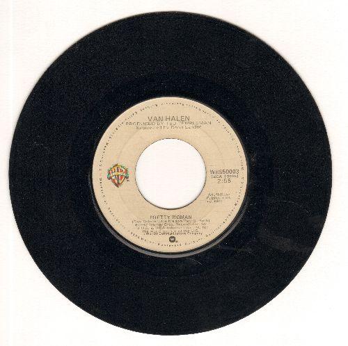 Van Halen - Pretty Woman/Happy Tarils - VG7/ - 45 rpm Records