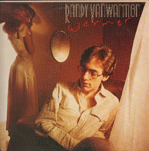 Vanwarmer, Randy - Warmer: Just When I Needed You Most, Losing Out On Love, Convincing Lies, Call MeThe One Who Loves You (Vinyl LP record) - M10/EX8 - LP Records