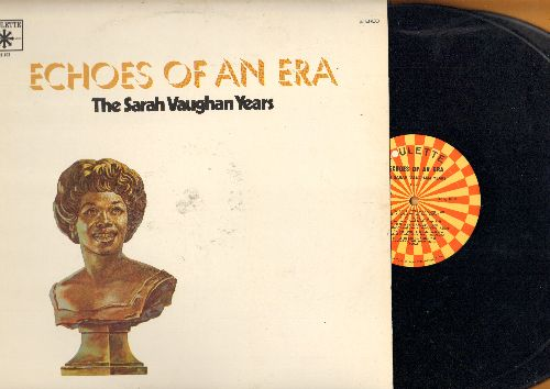 Vaughan, Sarah - Echoes Of An Era - The Sarah Vaughan Years: The Man I Love, Witchcraft, As Long As He Needs Me, I'll Be Seeing You (2 vinyl STEREO LP records, gate-fold cover, re-issue of vintage recordings) - NM9/VG7 - LP Records